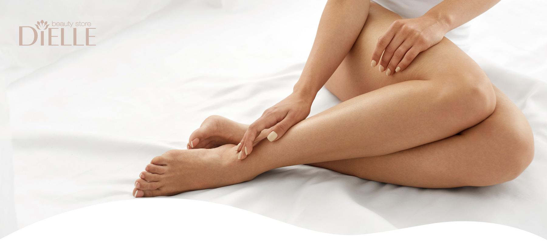 trattamento gambe per combattere il gonfiore